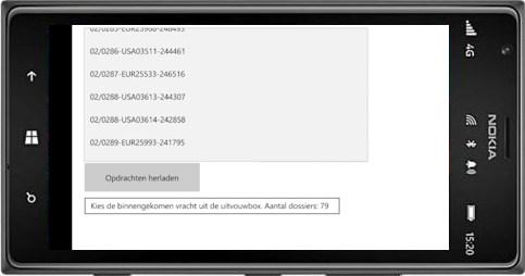 Nokia_opdracht