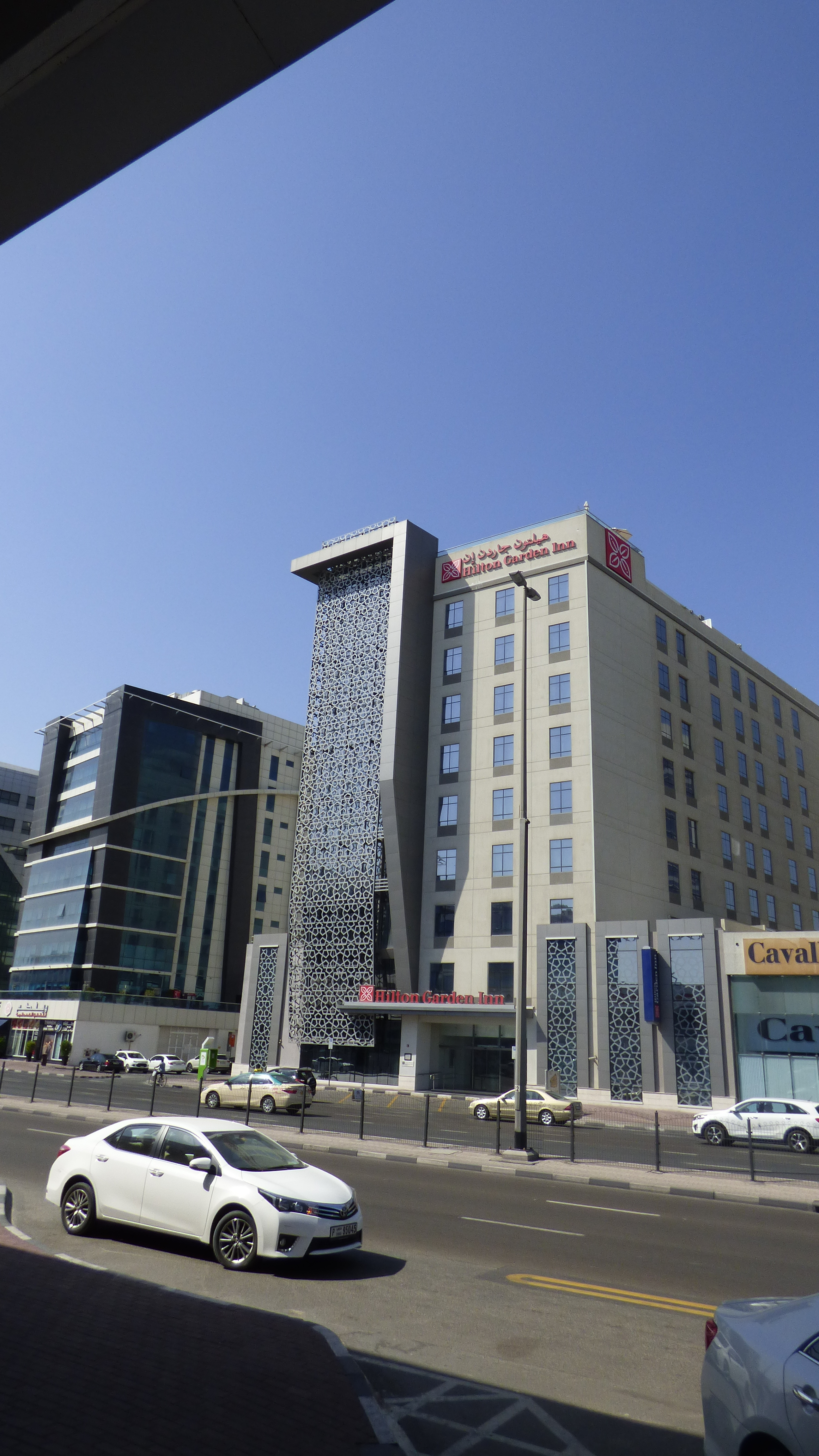 Hilton Garden Inn Dubai Al Muraqabat Ic2