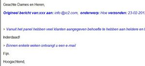 iConnectMail_Antwoord
